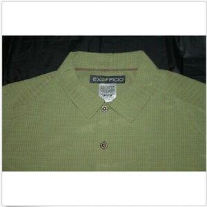 Exofficio Short Sleeve Button Front Shirt